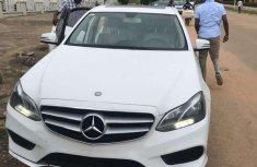 2014 Mercedes-Benz E350 Petrol Automatic