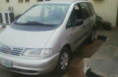 Clean Registered Volkswagen Sharan 2000 Silver