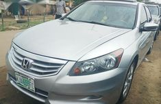 Clean Honda Accord 2011 Silver for sale