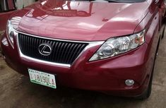 Lesux Jeep RX 350 2012 Red for sale
