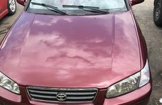 Toyota Camry (Big Light) 4 Plug 2002 Red