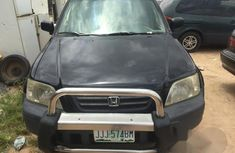 Clean Used Honda CR-V 1997 Black for sale