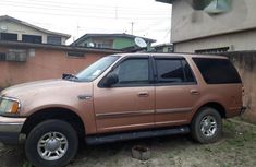 Ford Expedition 2002 Orange For Sale