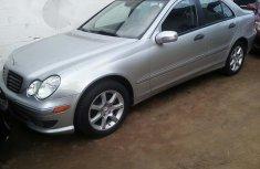 Tokunbo Mercedes-Benz C230 2004 Silver