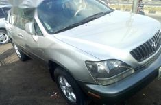 Used Lexus RX300 1999 Silver for sale