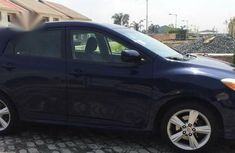 Toyota Matrix 2009 Blue for sale