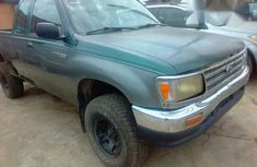 Tokunbo Toyota T100 2002 Green