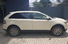 Tokunbo Ford Edge 2008 White