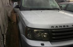Range Rover Sport 2007 Silver For Sale At Low Price