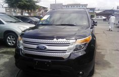 Ford Explorer 2012 Petrol Automatic Black