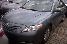 Clean Toyota Camry 2008 Grey for sale