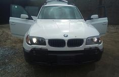 BMW X3 2005 White for sale