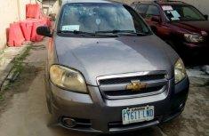Chevrolet Aveo 2009 Gray for sale