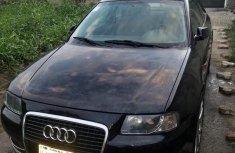 Audi A4 2 Doors 2002 Black for sale