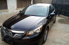 Used Honda Accord 2012 Black for sale