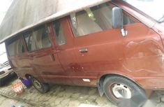 Used Nissan Vanette 1998 Red for sale