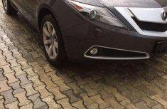 Acura ZDX 2010 Automatic Petrol ₦10,500,000