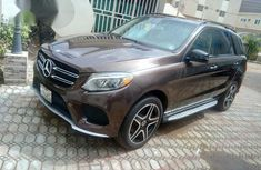 Mercedes Benz GLE 350 2017 for sale