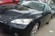 Toyota Lexus ES 2008 Black for sale