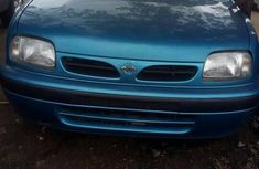 Nissan Micra 2001 Blue for sale