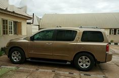 Nissan Armada 2005 Gold for sale