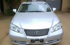 Used Lexus ES 2007 Silver For Sale