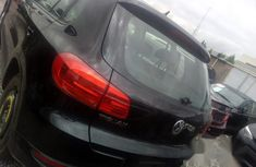 Volkswagen Tiguan 2012 Black For Sale
