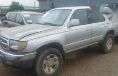 Toyota 4runner 1999 Silver for sale
