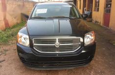UK Used Dodge Caliber 2010 Black
