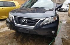 Lexus Rx350 2011 Black for sale