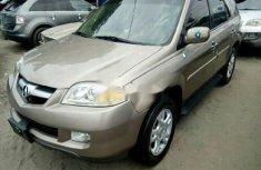 Acura MDX 2005 Petrol Automatic Gold