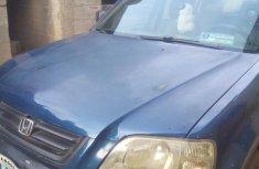 Honda CRV 1998 Blue for sale