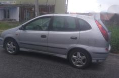 Nissa Almera Tino 2000 Silver for sale