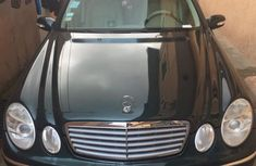 Nigerian Used Mercedes-Benz E350 2006 Green