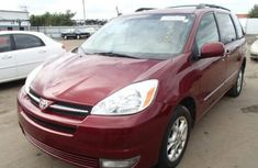 2005 Toyota Sienna for sale
