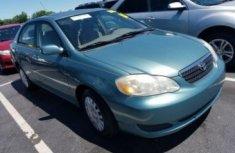 Toyota Corolla 2006 blue  for sale