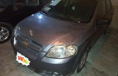Registered Chevrolet Aveo 2009 for sale