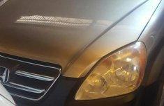 Honda CR-V 2005 Silver for sale