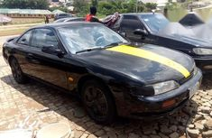 Nissan 200SX 1995 Black for sale