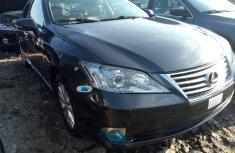 Lexus ES 2011 Petrol Automatic Grey/Silver