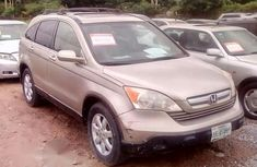 Honda CR-V Automatic 2007 Gold For Sale