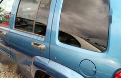 Clean Jeep Liberty 2004 Blue for sale