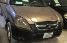 Honda CR-V 2003 Gold for sale