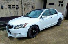 Honda Accord 2010 White for sale