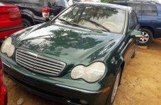 Mercedes-Benz C320 2004 Petrol Automatic Green