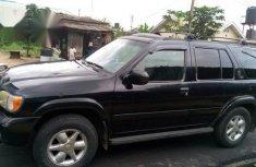 Cheap Nissan Pathfinder 2001 Black for sale
