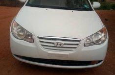 Hyundai Elantra 2008 White for sale