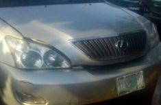 Lexus Rx350 2006 Sliver For Sale