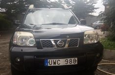 Clean Nissan X-Trail 2003 Black for sale