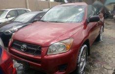 Nigerian Used Toyota Rav4 2012 Red